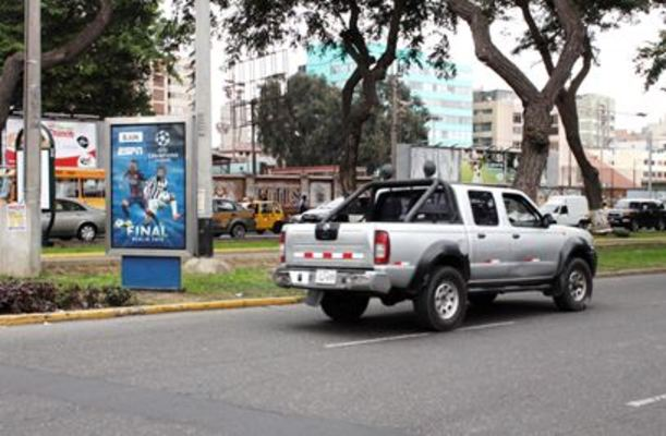 Foto de AV. SALAVERRY CDRA. 1 / AV. 28 DE JULIO CDRA. 6