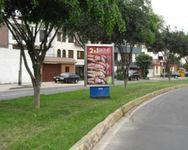 AV. FLORA TRISTAN CDRA. 2 (FTE. 238) / CALLE BONILLA