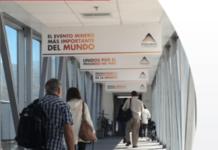 Aeropuerto Arequipa - 12 Carteles en Puentes Fijos - Ingreso y Salida de Aviones