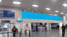 Aeropuerto Arequipa - Panel - Hall Principal Llegadas