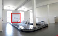 Aeropuerto de Ayacucho - Panel Simple - Sala de Llegadas
