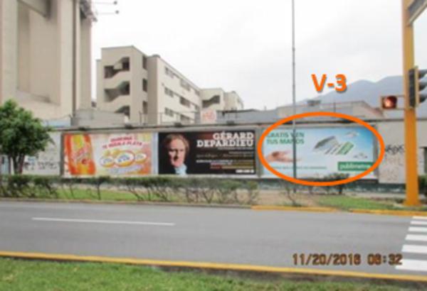 Foto de Av. Encalada # K-2 int. 32 cdra 12-V3