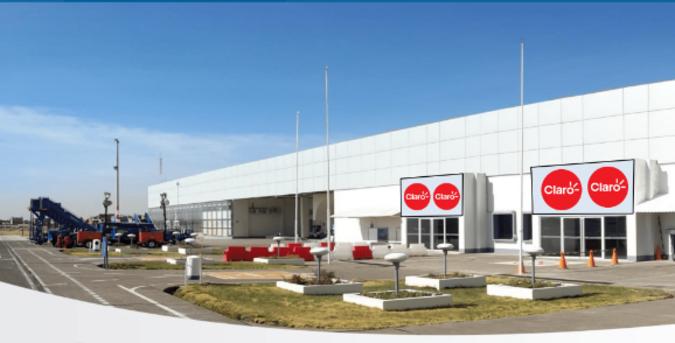 Foto de Aeropuerto de Juliaca - 2 Paneles - Acceso Sala de Llegadas