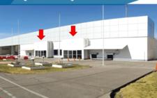 Aeropuerto de Juliaca - 2 Paneles - Acceso Sala de Llegadas