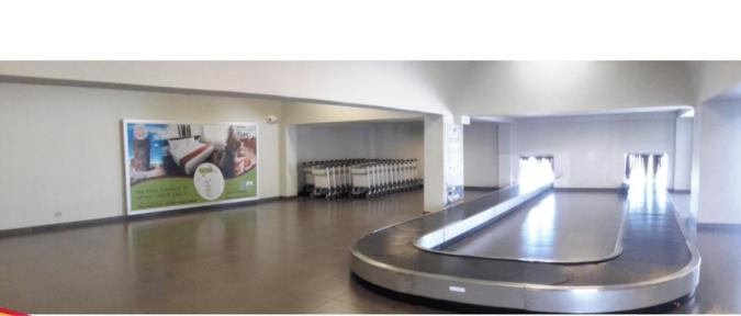 Foto de Aeropuerto de Juliaca - Panel - Sala de Llegadas