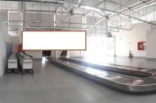 Aeropuerto de Puerto Maldonado - Panel Simple - Sala de Llegadas