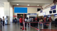 Aeropuerto de Tacna - Panel - Hall Principal