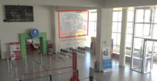 Aeropuerto de Tacna - Vinil - Hall Principal