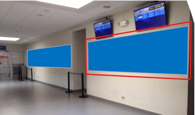 Foto de Aeropuerto de Tacna - Panel Simple - Hall Principal