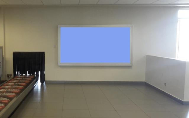 Foto de Aeropuerto de Tacna - Panel Simple - Sala de Llegadas
