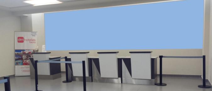 Foto de Aeropuerto de Tacna - Vinil - Sala de Llegadas