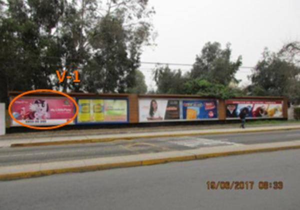 Foto de Av. Circunvalacion del club  golf los incas Mz A (cdra 3)-V1