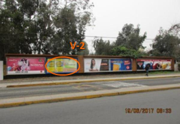 Foto de Av. Circunvalacion del club  golf los incas Mz A (cdra 3)-V2