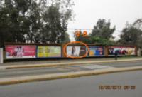 Av. Circunvalacion del club  golf los incas Mz A (cdra 3)-V3