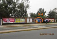 Av. Circunvalacion del club  golf los incas Mz A (cdra 3)-V4