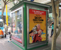 Publicidad en Quioscos